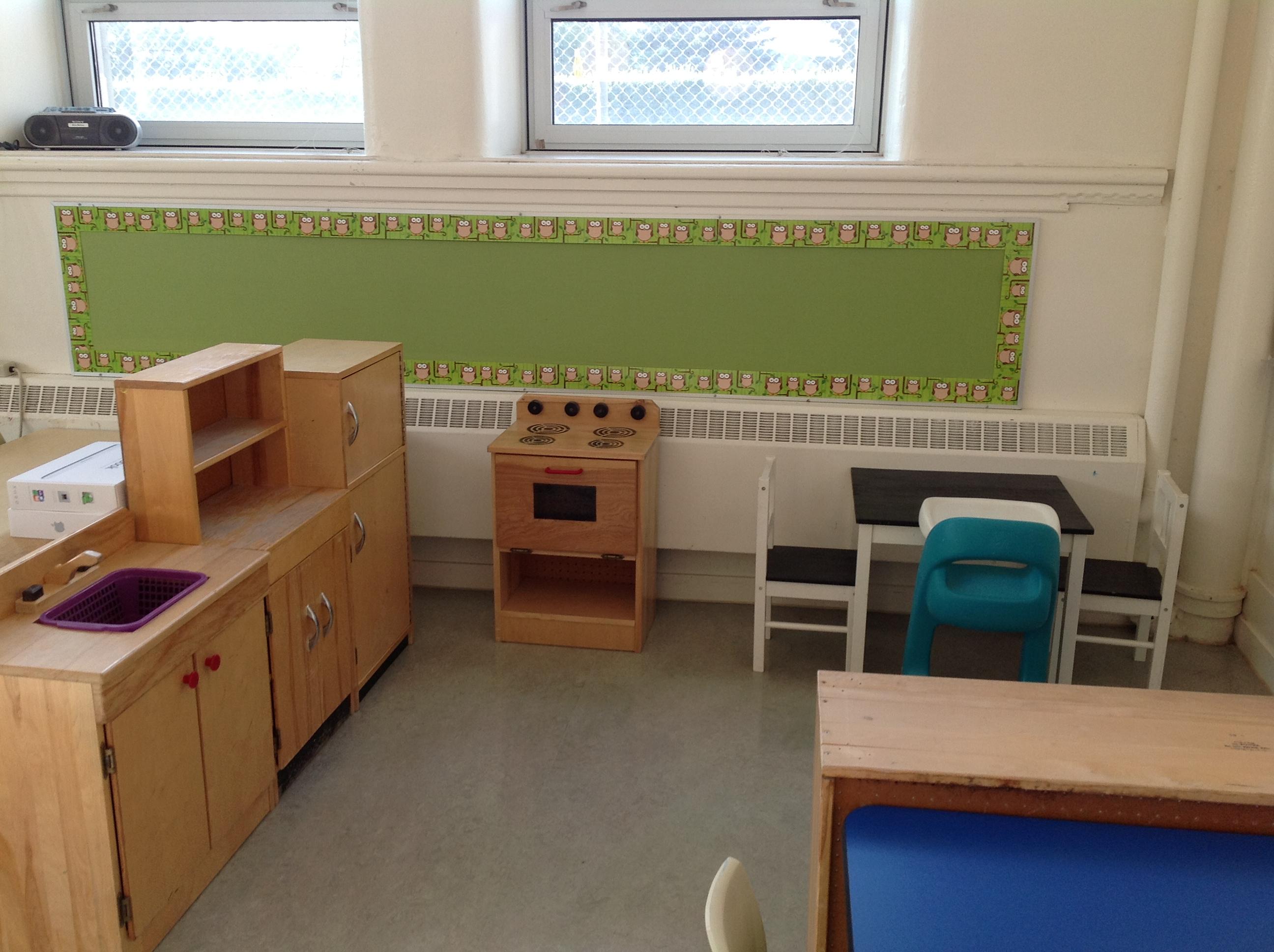 Classroom Kitchen Ideas ~ My classroom « hurray for play