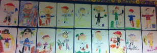 Pirate pastel pictures