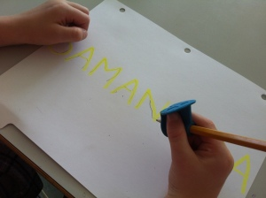 Tracing highlighter