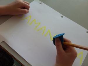 Tracing highlighter