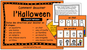 Halloween French